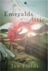 Emeralds in the  Attic, from the Annie's Attic Adult Mystery Series