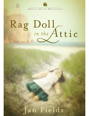 Rag Doll in the  Attic, from the Annie's Attic Adult Mystery Series